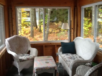 Photo for 4BR Cottage Vacation Rental in Casco, Maine