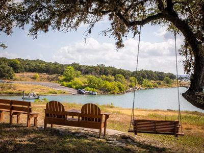 Photo for Casa del Lago- Lakefront Home! Direct Access to Canyon Lake