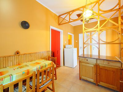 Photo for Vacation home Balaton H344 in Balatonmariafurdo - 4 persons, 2 bedrooms