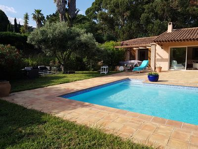 Photo for VILLA WITH SWIMMING POOL AT THE VALMER CROSS