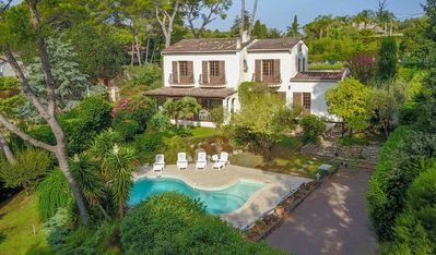 Photo for SUPERB VILLA WITH POOL - NEAR CANNES