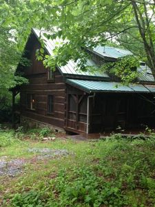Photo for Hideaway Cabin- You'll think you're miles and miles away from it all!