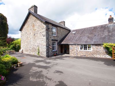 Photo for Secluded and peaceful accommodation on a working farm in the rolling hills of mid-Wales, Llety Hiria