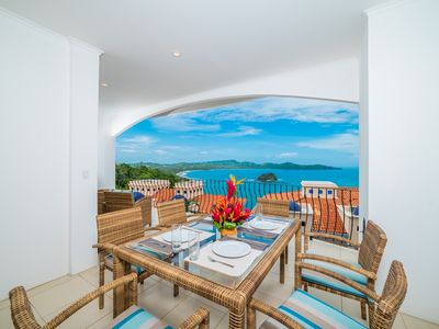 Photo for Whale-Watcher's Balcony, 2 Pools, Stunning Sunsets