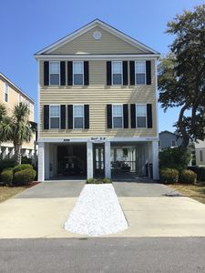 Photo for Great family house Short walk to the beach  **Golf Cart & Wifi INCLUDED**