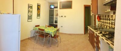 Photo for Small apartment with sea view just 3 km from the beaches of Budoni.