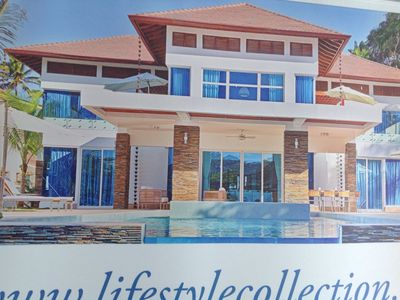 Photo for Luxury Villa with upto 6 bedrooms and private pool! Unlimited alcohol!