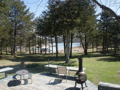 Photo for Fabulous Lake Front Home With Private Dock For Your Enjoyment Of Beaver Lake