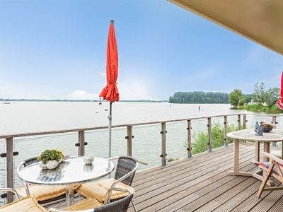 Photo for Water Villa, Great Views, Sauna, near Amsterdam