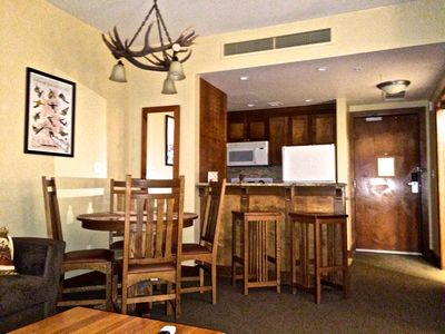 Photo for Park City, UT Canyons, Ski In/Out, Sundial Lodge  Studio Condo
