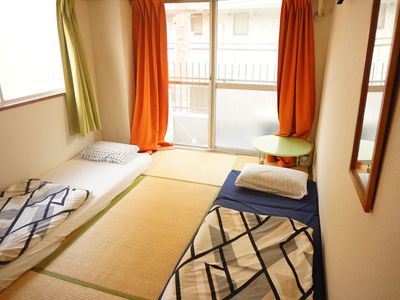 Photo for ☆ RIVERVIEW PRIVATE APT ☆ 10 min to SHINJUKU !!