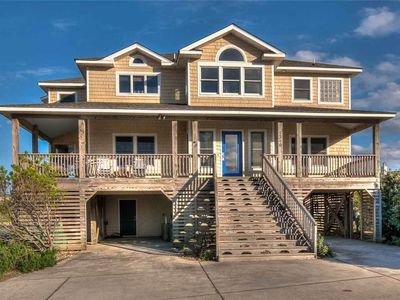 Photo for #OH8: OCEANSIDE Home in Corolla w/PrivatePool, HotTub, RecRm & Dog Friendly