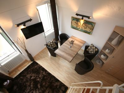 Photo for Luxury Studio with WiFi in Bordighera Old Town