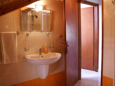 Photo for 70 meters to the sea - apartment with air conditioning, satellite TV and internet