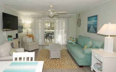Photo for Beautifully renovated Ocean Dunes condo by the pool