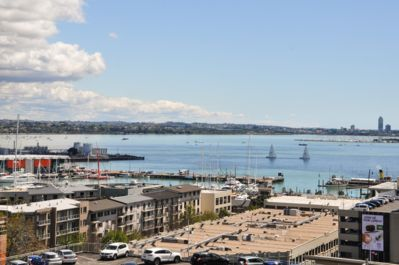 Apartment view. Amazing central location! Harbour and city on your doorstep.