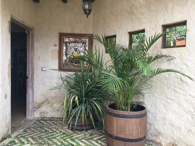 Photo for House of the Mountain. Located in the North zone of the City of Oaxaca. Campirano