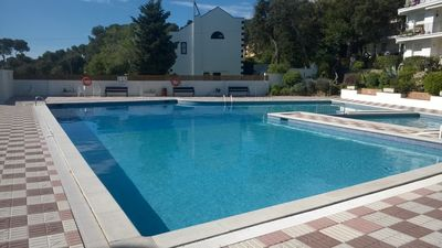 Photo for Pool-beach! 2 in 1 in Calella!