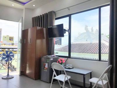 Photo for ❤ 2Bed, Center,Cozy, Balcony, Free Cafe, 700m to Han River, Dragon Bridge❤P303
