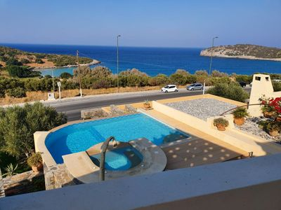 Photo for Family villa with a private pool and private parking.