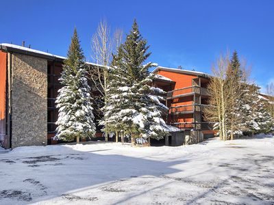 Photo for Mountainside Condos have a great location and something for everyone. Unit 229E is a well maintained one bedroom/one bathroom condo that comfortably sleeps 4 people.