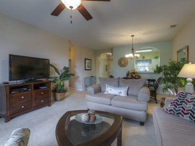 Photo for Beautiful  2BR/2BA Condo Located on 2nd Fl in Barefoot