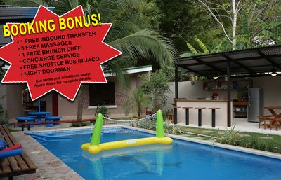 Photo for Villa Miro Bajo - Perfect Party House - Walk to the Beach - VIP Service