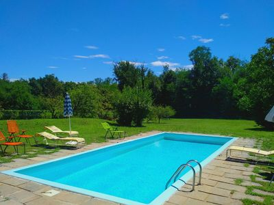 Photo for Luxury Villa Milan Tradate with Swimming Pool and Garden