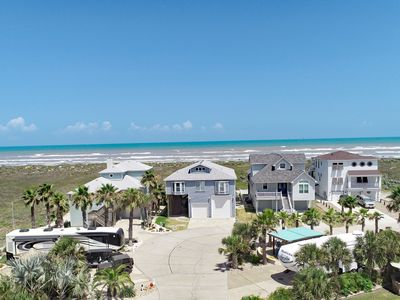 Photo for BEAUTIFULBeachfront and FABULOUS!! Heated Community Pool!