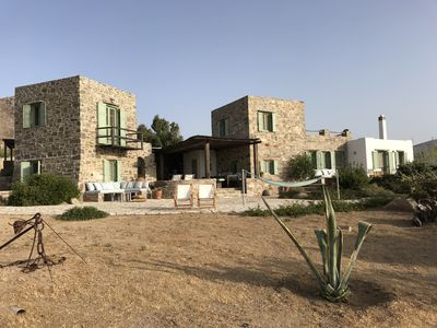 Photo for Seafront View, Vatoudi House