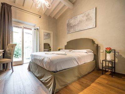 Photo for Superb apartment in the historic center of Arezzo