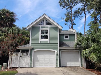 Photo for Large 6 bedroom, 5 bath home includes an efficiency apartment and overlooks Ocean Creek golf course!  Please ask us about Golf Packages for Monthly Rentals!!!!