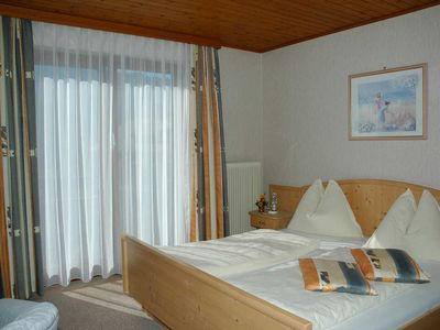 Photo for Double room with balcony and mansard - Pension & Ferienwohnung Sonnleiten
