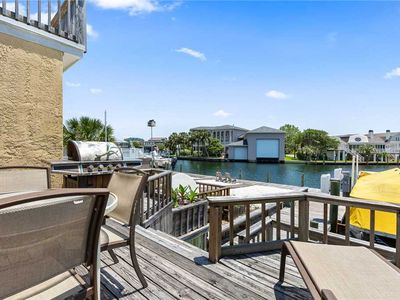 Pet Friendly Waterfront Townhouse w/Boat Dock - Central Destin with Free Wifi
