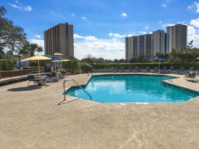 Pool  - Enjoy top-notch amenities, including 3 pools, sports courts, and fitness classes.