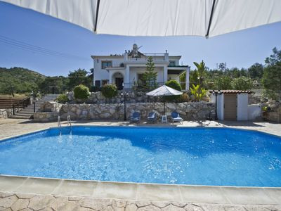 Photo for Argaka - Amazing Sea Views - 3 Bed Villa - Private Pool - Wifi