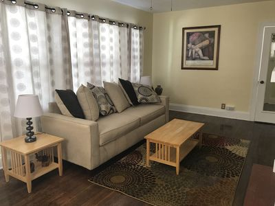 Photo for Warm and Inviting 2 Bedroom Apartment