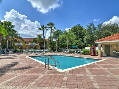 Photo for Kissimmee Townhome w/ Pool Access- Mins to Disney!