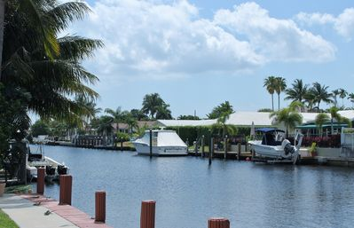 Photo for Tropical Waterfront - 2 Bed 2 Bath Located In Exclusive Neighborhood