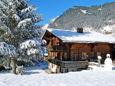 Photo for Apartment Marie Rosa  in Grindelwald, Bernese Oberland - 3 persons, 1 bedroom