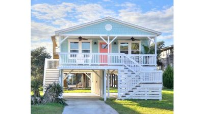 Photo for You will LOVE this Remodeled 3BR Home-Just Steps Away From the Beach-Sleeps 6