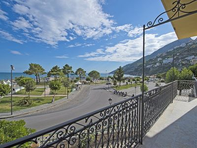 Photo for Appartamento Mariuccia A: A bright apartment situated at a short distance from the beach, with Free WI-FI.