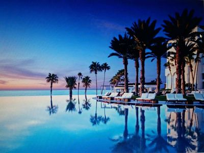 Photo for CHRISTMAS: 5 Star Elite Oceanfront RESORT, Los Cabos, Great Views ENHANCED CLEAN