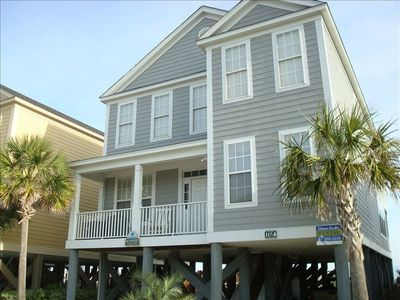 Photo for 'SUNSWEPT' OCEANFRONT  PRIVATE POOL + BEACH WALK, SLEEPS 18 EXCEEDS EXPECTATION