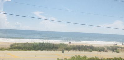 Photo for Oceanfront pet-friendly townhouse on Vilano Beach - Minimum 4 Month Stay