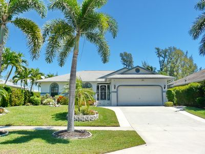 Photo for Secluded inland home w/ heated pool facing the Marco Island Eagle Sanctuary