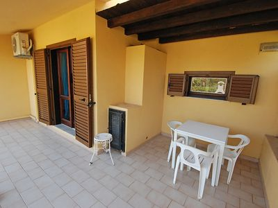 Photo for Apartment in the center of Costa Rei with Internet, Air conditioning, Parking (128119)
