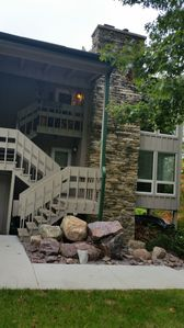 Photo for Rocky Glen Condo - Forest Nest in the Baraboo Bluffs