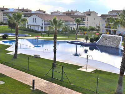 Photo for Golf Panoramica Holiday house, very comfortable - Pool - WIFI, Tennis, Padel free