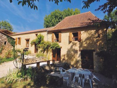 Photo for House with Perigourdine style, in a 7 hectares estate